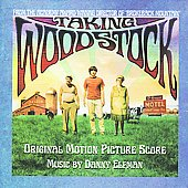 Danny Elfman: Taking Woodstock [Original Score]