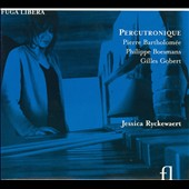Jessica Ryckewaert: Percutronique [Digipak]