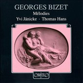 Bizet: Melodies