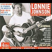 Lonnie Johnson: A Life in Music Selected Sides 1925-1953 [Box] *
