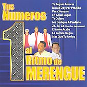 Various Artists: Tus Numeros 1 Al Ritmo De Merengue