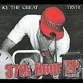 IQ the Great/Tryfe: 37th Hour EP [EP] [Digipak]