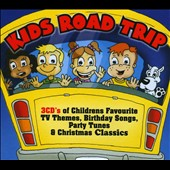 Various Artists: Kids Road Trip [Box]