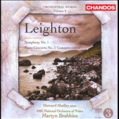 Kenneth Leighton: Orchestral Works, Vol. 3 / Brabbins