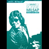 Ronnie Milsap: The  Music of Ronnie Milsap [Long Box]