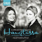 Catharinus Elling: Haugtussa and German Lieder