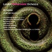 Busoni: Doktor Faust / Fischer-Dieskau, Harper, Lewis, Wallace - Sir Adrian Boult