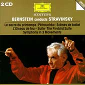 Bernstein Conducts Stravinsky