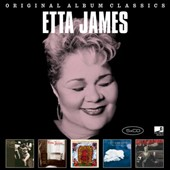 Etta James: Original Album Classics [Slipcase]