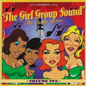 Various Artists: Girl Group Sound, Vol. 10