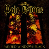 Pale Divine: Painted Windows Black *