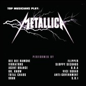 Various Artists: Top Musicians Play: Metallica