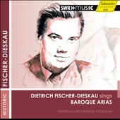 Baritone Dietrich Fischer-Dieskau sings Baroque Arias by Stolzel, Tunder, Buxtehude, Bruhns