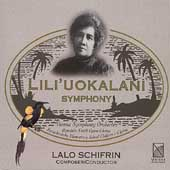 Schifrin: Lili'uokalani Symphony / Schifrin, Vienna SO