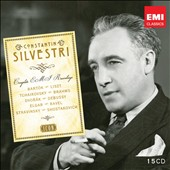 Icon: Constantin Silvestri - The Complete EMI Recordings