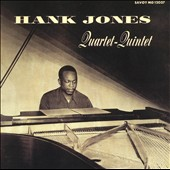 Hank Jones (Piano): Hank Jones Quartet/Quintet