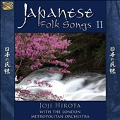 Joji Hirota: Japanese Folk Songs, Vol. 2