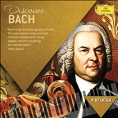 Discover Bach - Selections from his most popular works