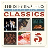 The Isley Brothers: Original Album Classics [2013] [Box] *