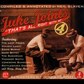 Various Artists: Juke Joints, Vol. 4: That's All Right with Me [Box]