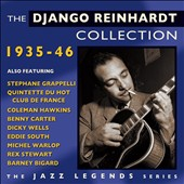 Django Reinhardt: The  Django Reinhardt Collection: 1935-46