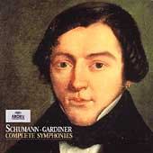 Schumann: Complete Symphonies / Gardiner