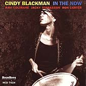 Cindy Blackman: In the Now