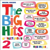 Various Artists: The Big Hits of Yesterday, Vol. 2 [2/9]