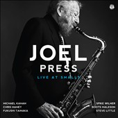 Joel Press: Live at Smalls
