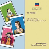 The Tudors: To Entertain a King - Music for Henry VIII and his Court