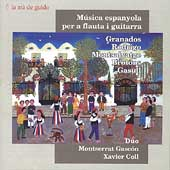 Granados, Rodrigo, Montsalvate, et al / Duo Gascon-Coll