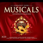 Various Artists: Greatest Ever! Musicals [2016]