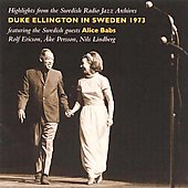 Duke Ellington: In Sweden 1973