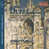 Dupr&#233;: Complete Organ Works Vol 4 / Jeremy Filsell