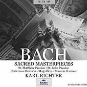Bach: Sacred Masterpieces / Karl Richter, et al
