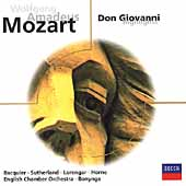 Eloquence - Mozart: Don Giovanni (Highlights) / Bonynge