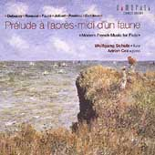 Modern French Music for Flute - Debussy, et al / Schulz, Cox