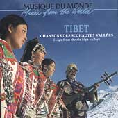 Sherap Dorjee: Songs from the Six High Valleys