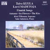 Kuula, Madetoja: Finnish Songs / Tiihonen, Salminen