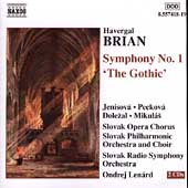 Brian: Symphony no 1 