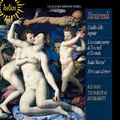 Monteverdi: Il Ballo dell'Ingrate, etc / Holman, Red Byrd