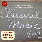 Classical Music 101 - 101 Famous Classical Themes