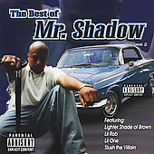 Mr. Shadow: The Best of Mr. Shadow, Vol. 2