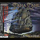 Lana Lane: Return to Japan