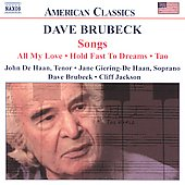 American Classics - Brubeck: Songs / De Hann, et al