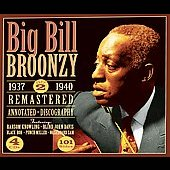 Big Bill Broonzy: 1937-1940, Vol. 2 [Box]