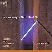 From the Diary of Béla Bartók / Jan Michiels