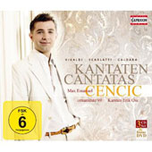 Vivaldi, Scarlatti, Caldara: Cantatas / Max Emanuel Cencic; ornamente 99; Karsten Erik Ose [3 CD & DVD]