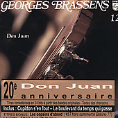 Georges Brassens: Don Juan