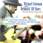 Michael Coleman (Guitar): Blues Brunch at the Mart *